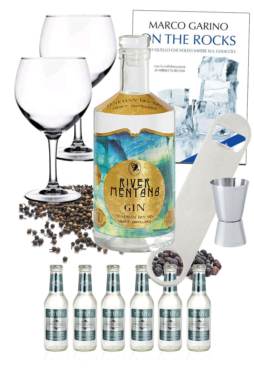 River Mentana – Gin Genie