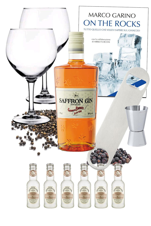Saffron – Gin Genie