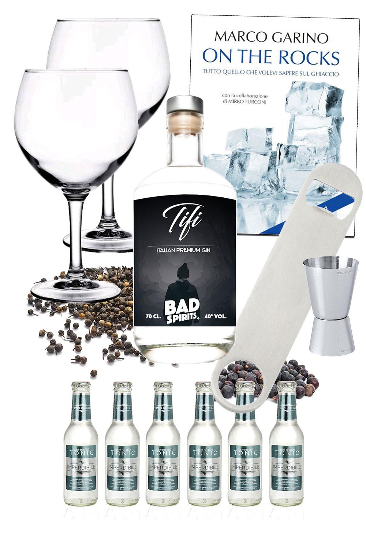 Tifi  – Gin Genie