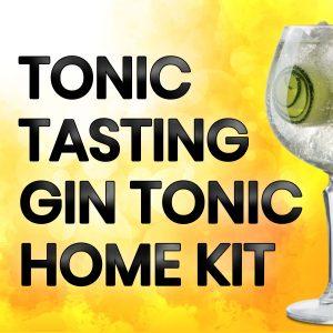 Tonic Tasting Home Kit