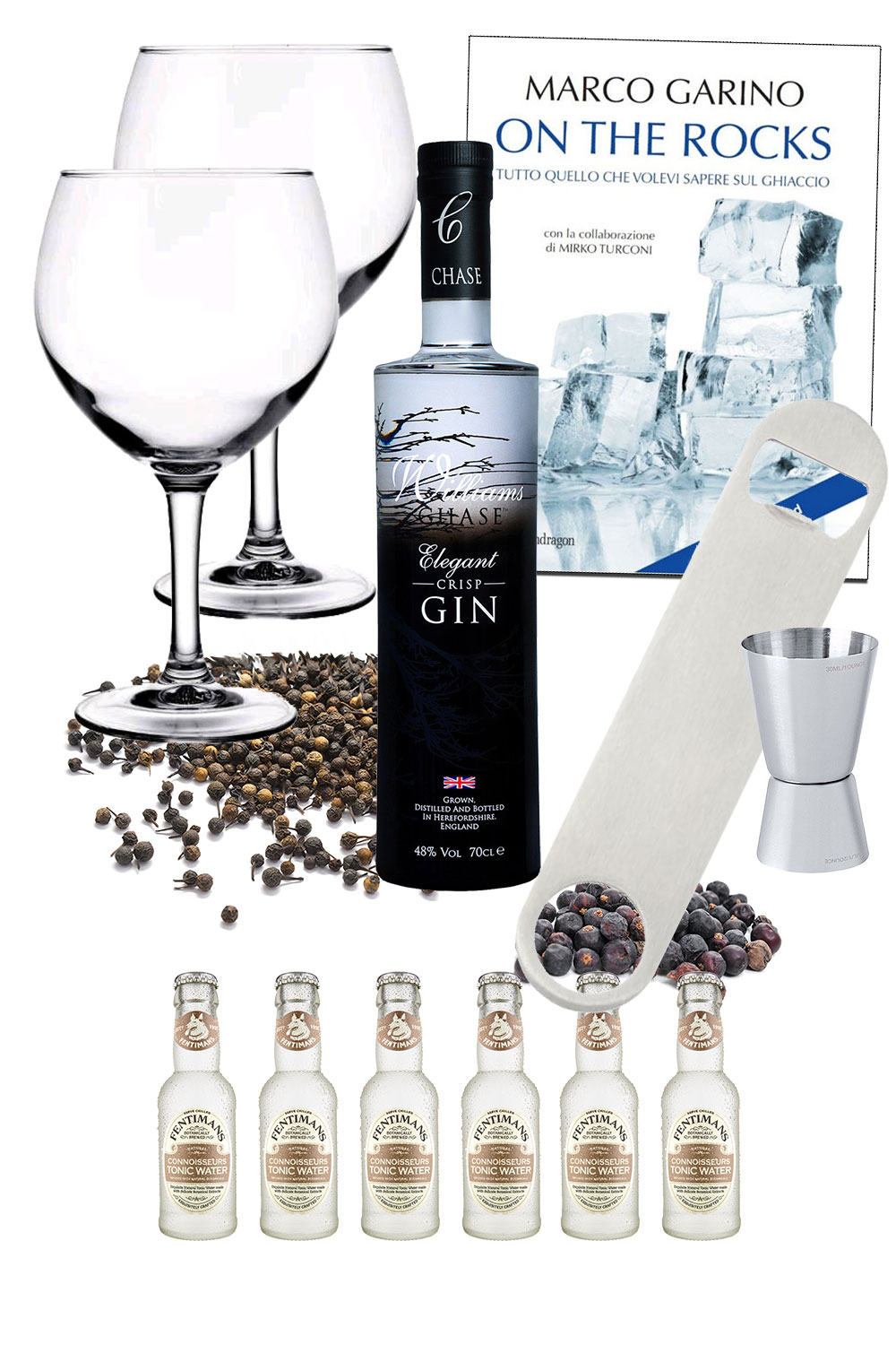 Williams Chase Elegant 48 – Gin Genie