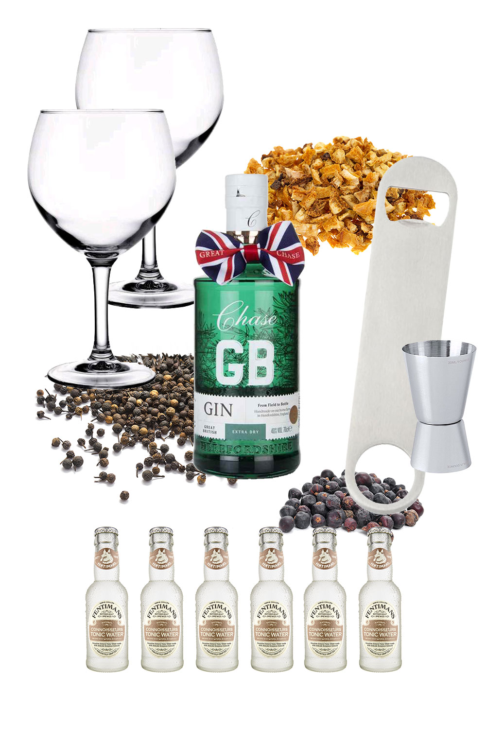 Williams Chase GB – Mission Ginpossible