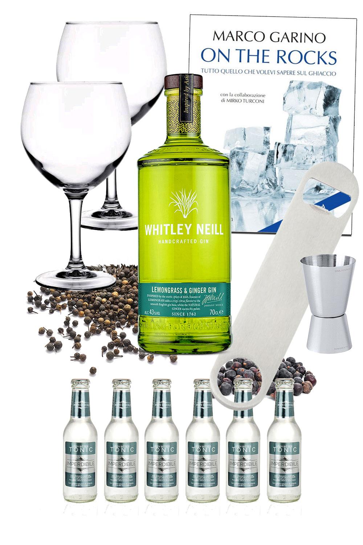 Whitley Neill Lemongrass – Gin Genie