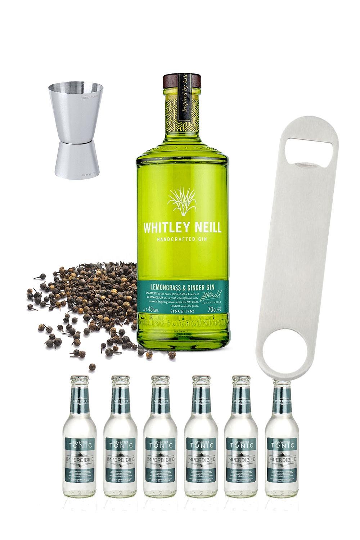 Whitley Neill Lemongrass – Partystarter