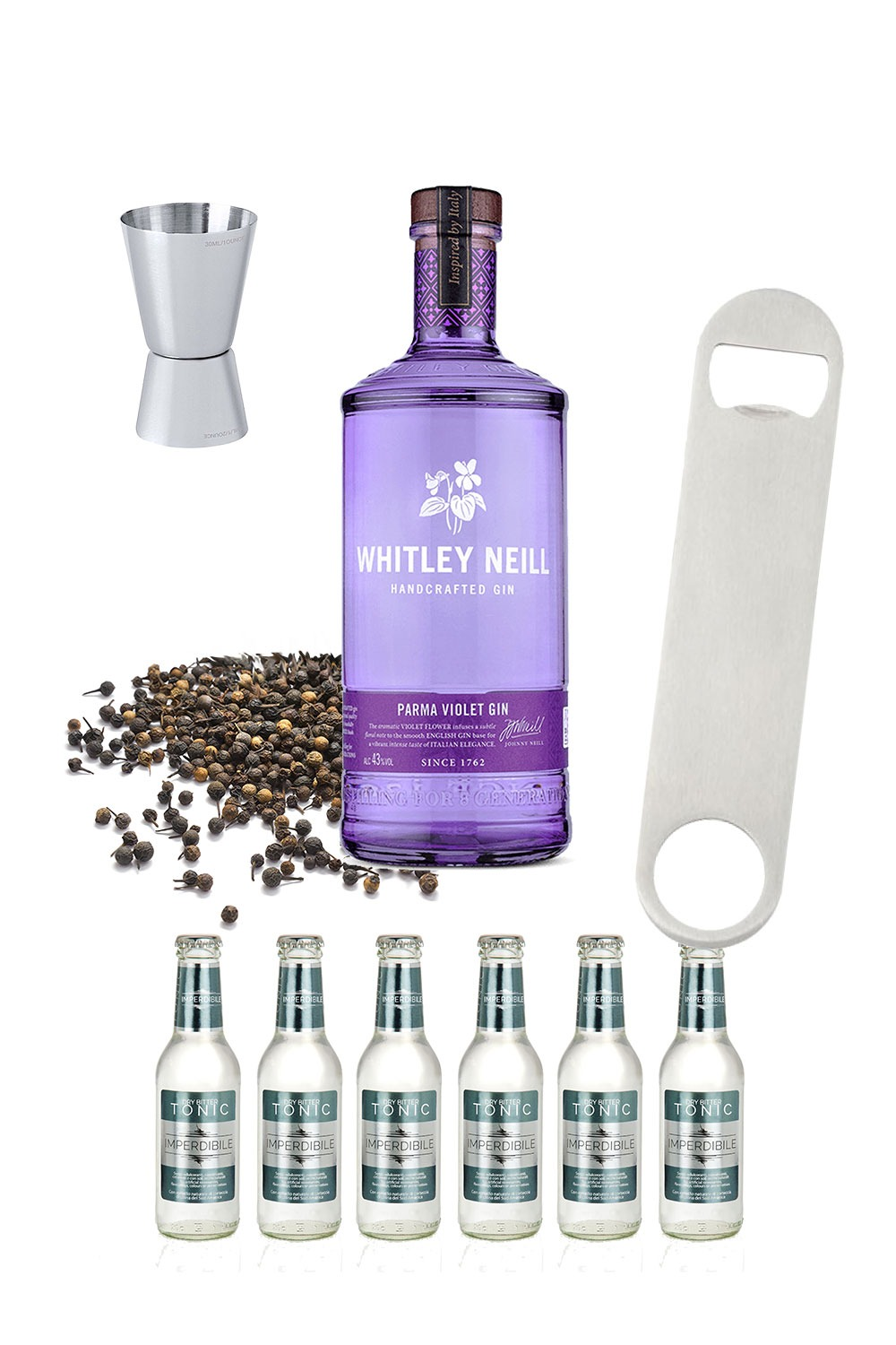 Whitley Neill Parma Violet – Partystarter