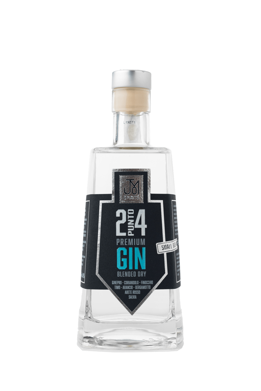 2PUNTO4 Premium Gin