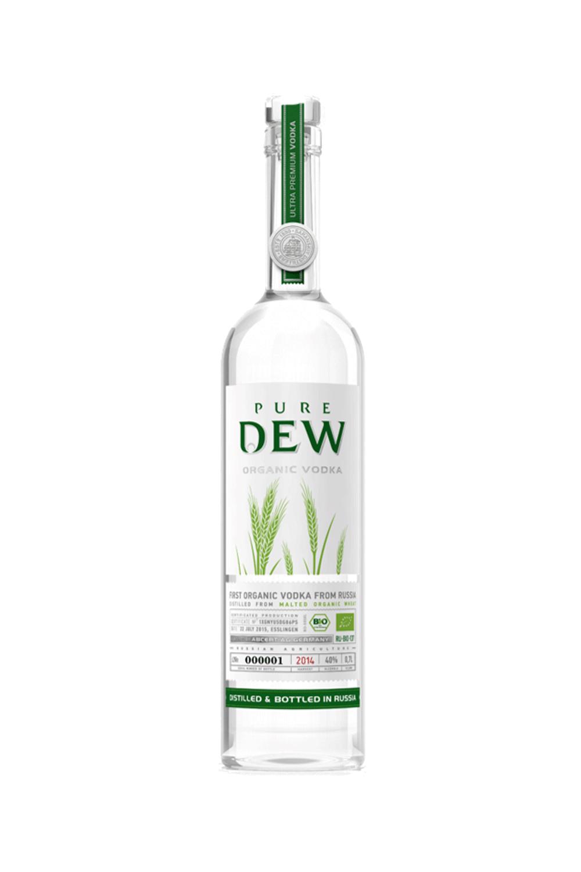 Pure Dew Organic Russian Vodka