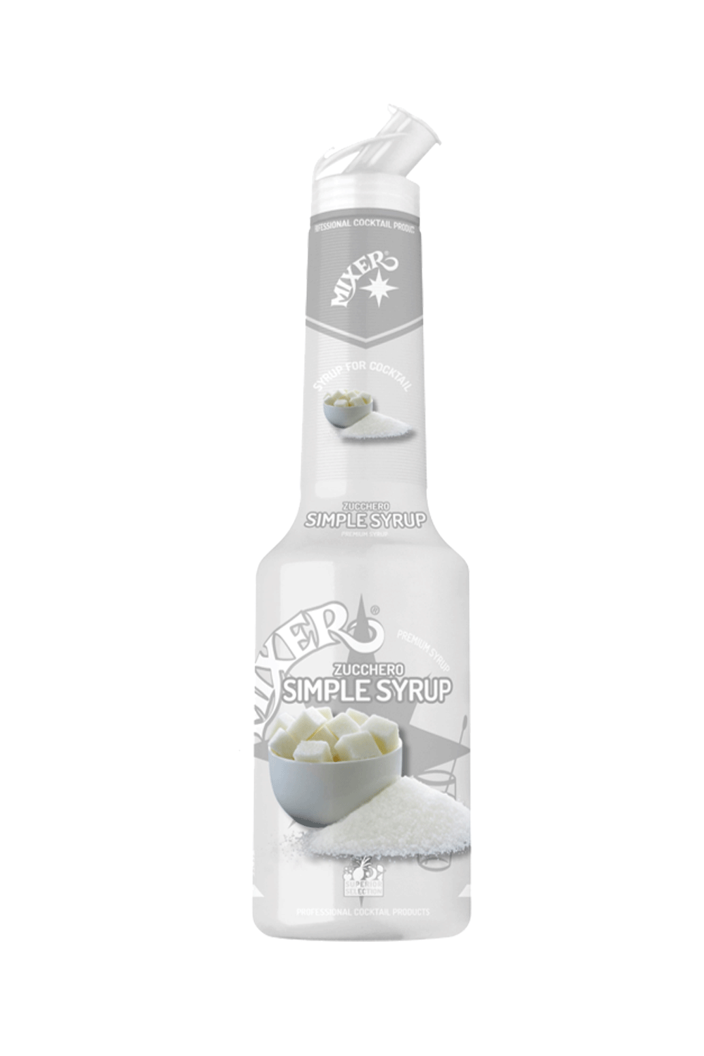 Zucchero bianco – Simple Syrup