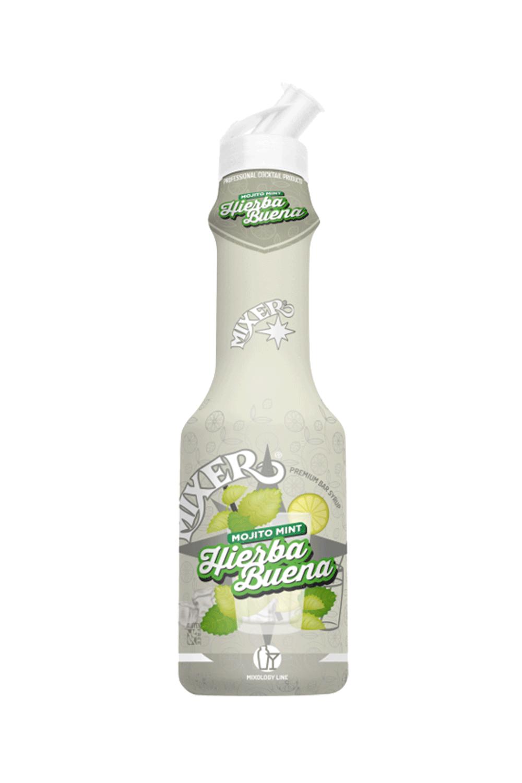 Hierba Buena – Mojito mint Syrup