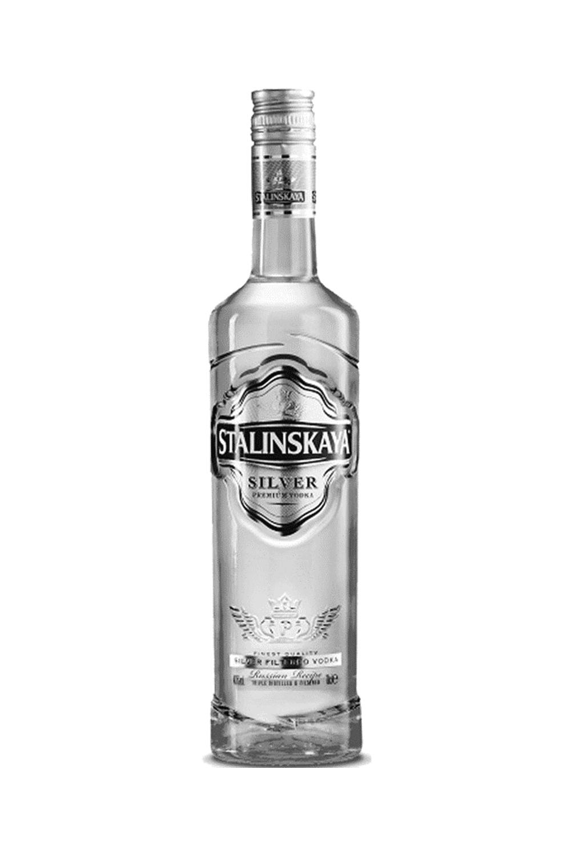 Vodka Stalinskaya Silver