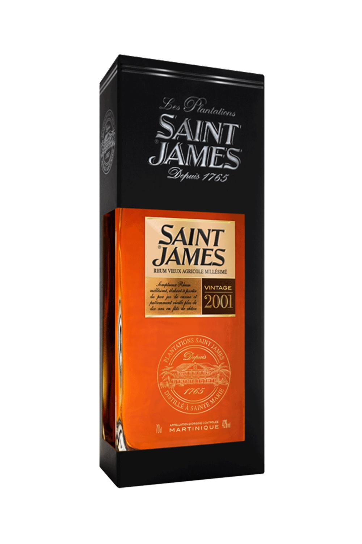 Saint James Vintage 2001