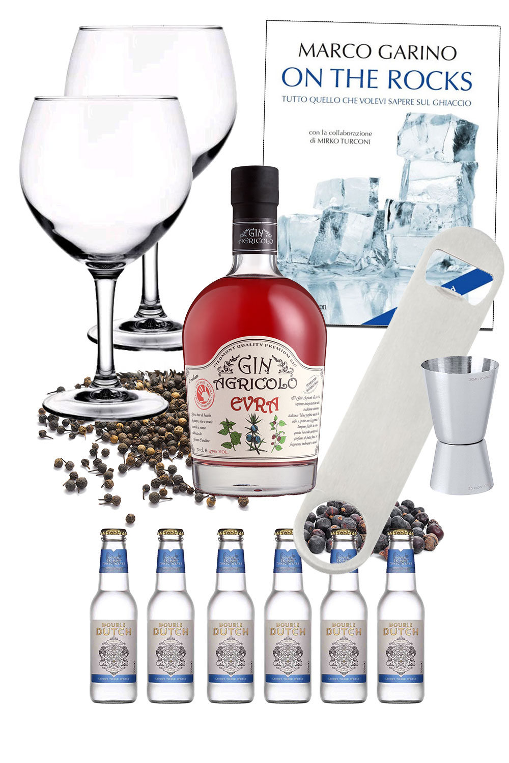 Gin Agricolo Evra – Brain Power Home Kit
