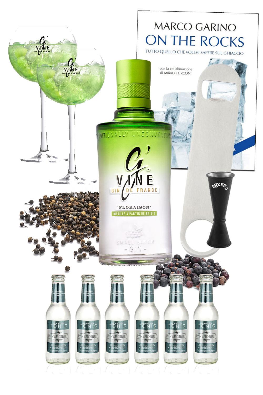 G'Vine Floraison – Gin Genie
