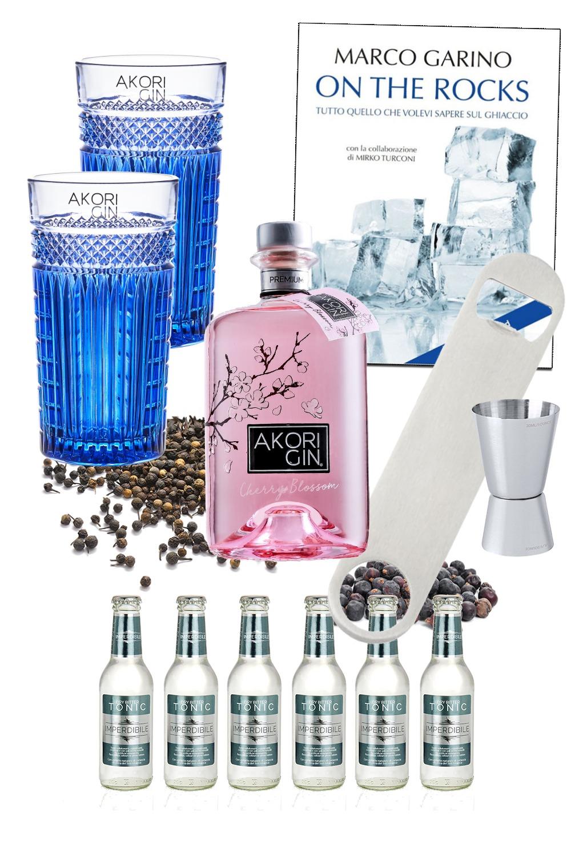 Akori Cherry Blossom – Gin Genie