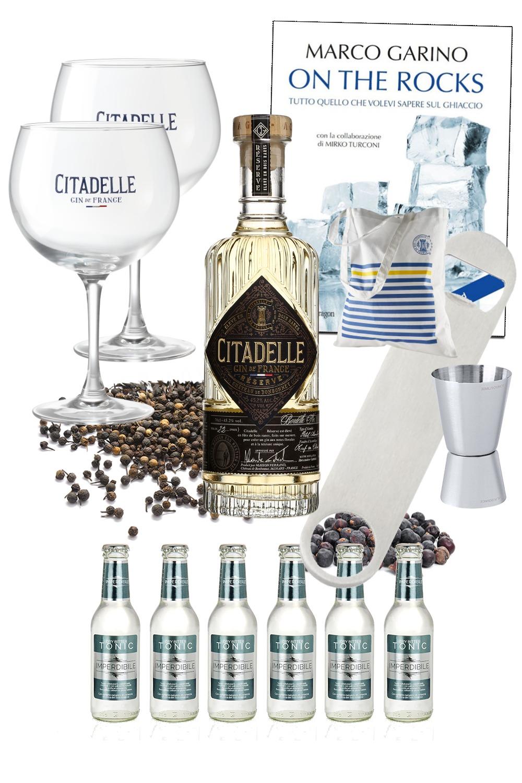 Citadelle Reserve – Gin Genie