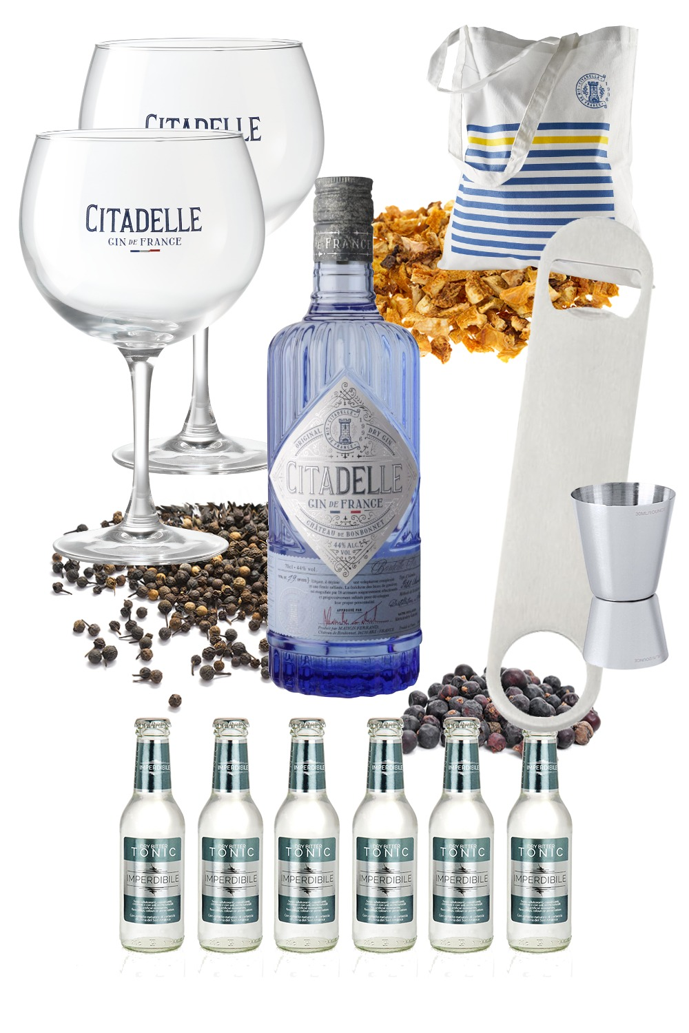 Citadelle – Mission Ginpossible