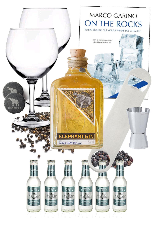 Elephant Aged – Gin Genie