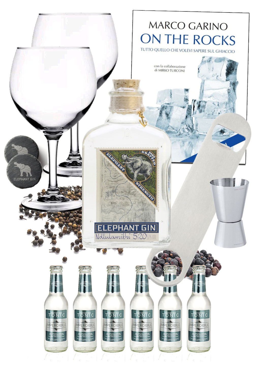 Elephant Strength – Gin Genie