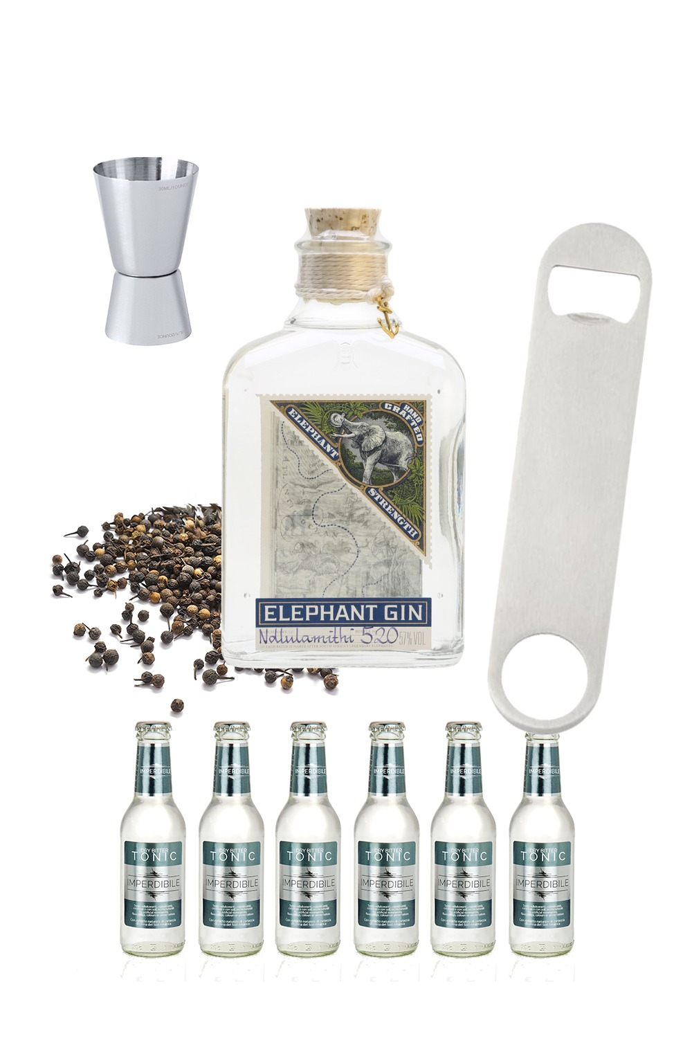 Elephant Strength – Partystarter