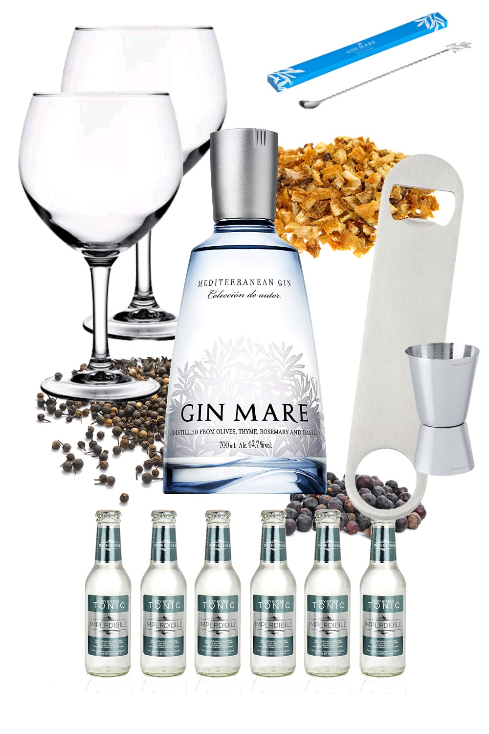 Gin Mare – Mission Ginpossible