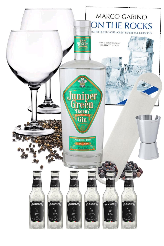 Juniper Trophy – Gin Genie