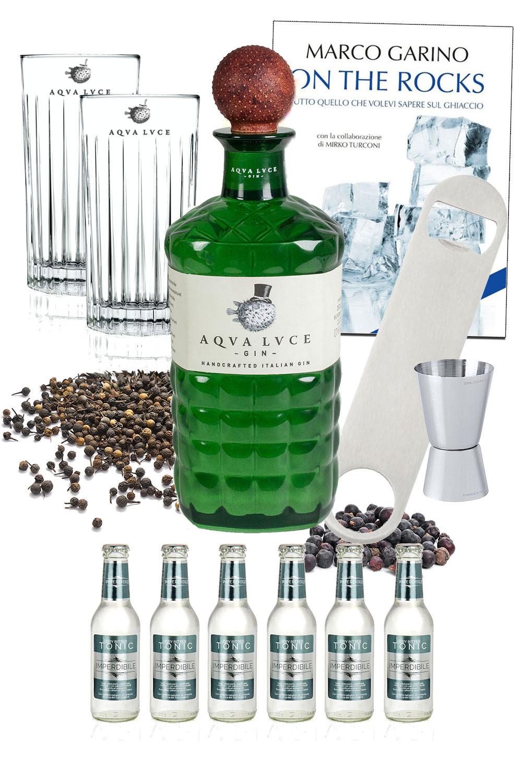 Aqva Lvce – Gin Genie