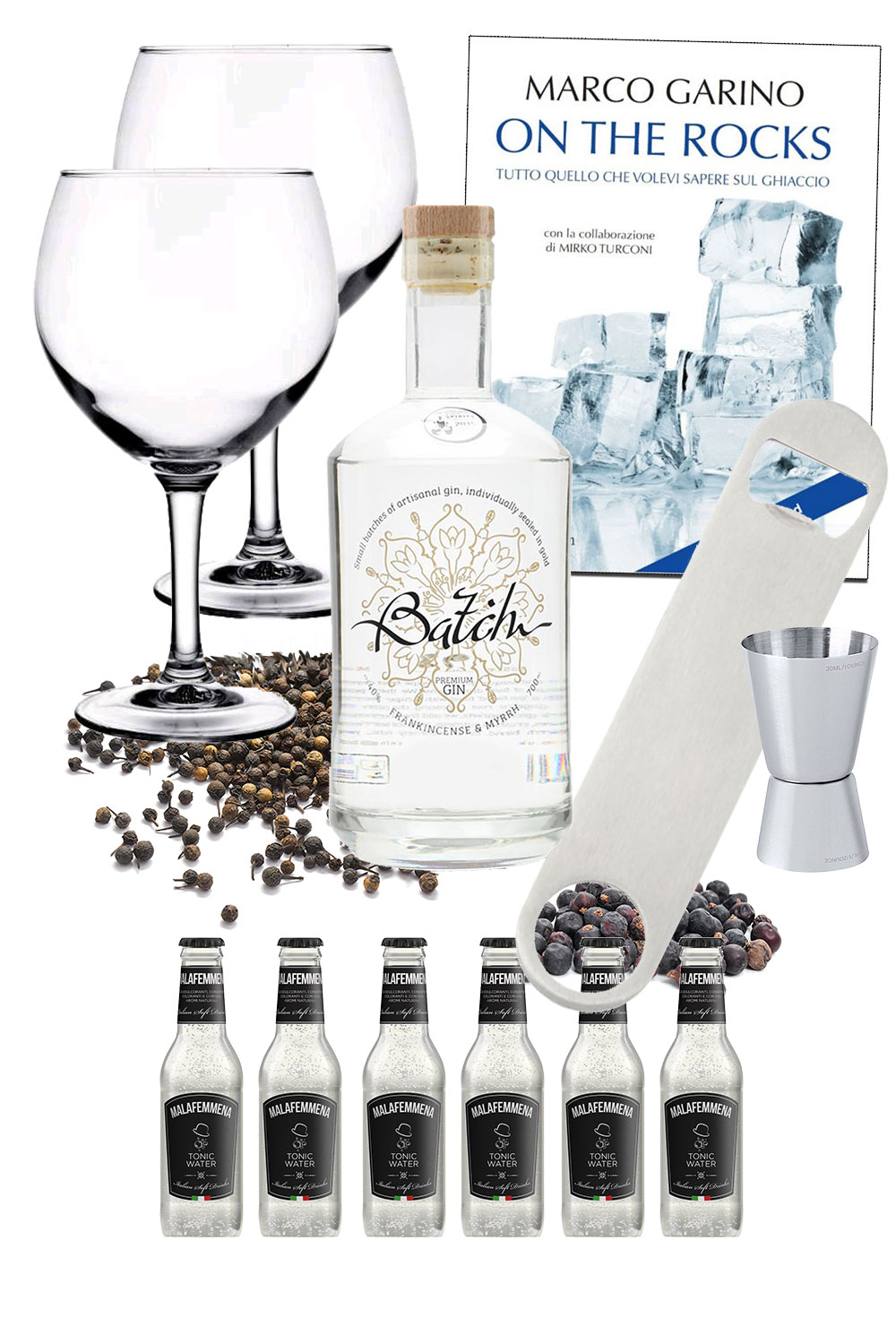 Batch Gin – Brain Power Home Kit