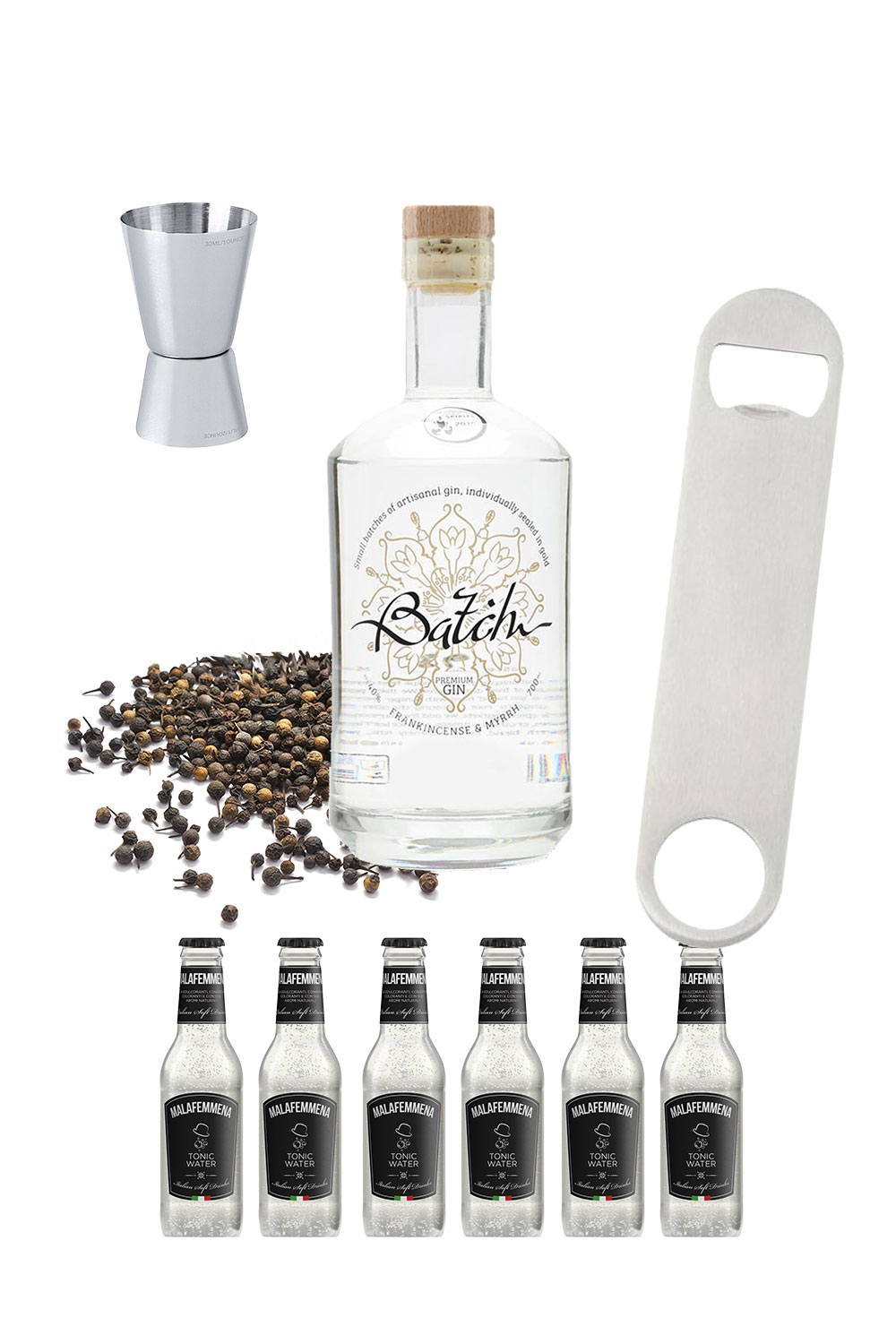 Batch Gin – Relax Home Kit