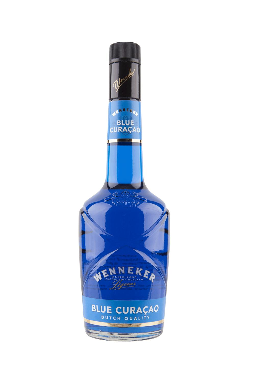 Wenneker Blue Curacao 20°