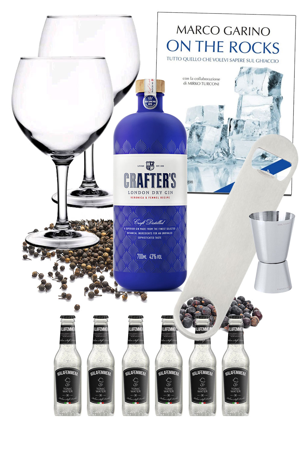 Crafter's London Dry – Gin Genie