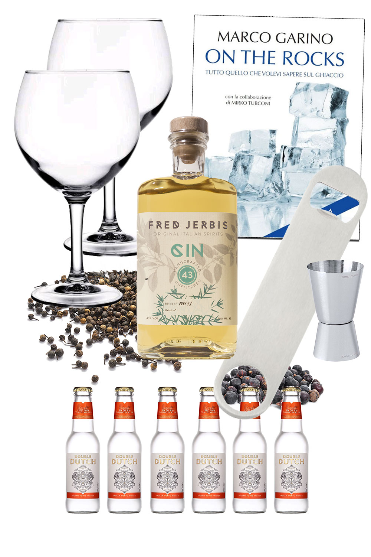 Fred Jerbis – Gin Genie