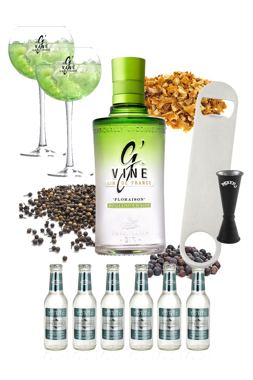 G'Vine Floraison – Mission Ginpossible