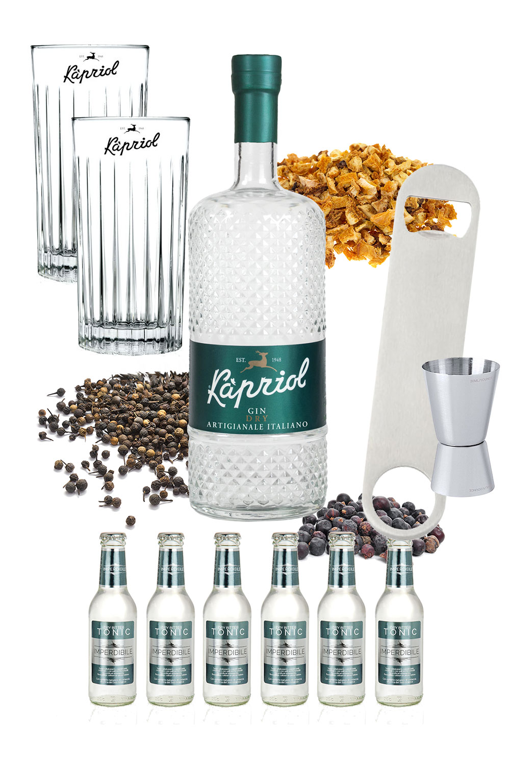 Kapriol Dry – Mission Ginpossible