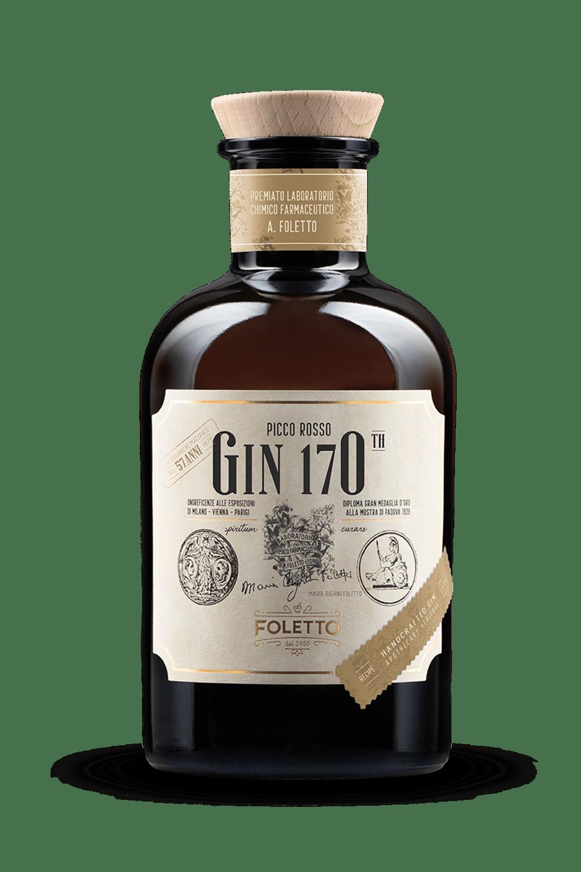 Picco Rosso Gin 170th