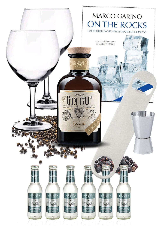 Picco Rosso 170th – Gin Genie