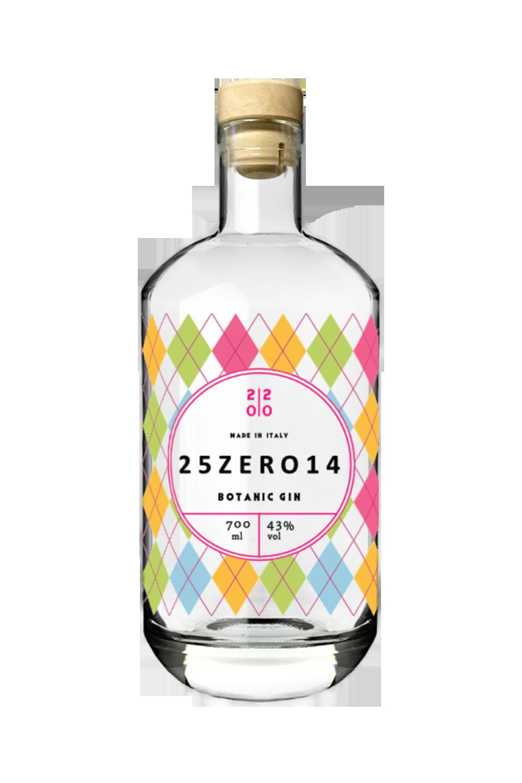 25Zero14 Botanic Gin