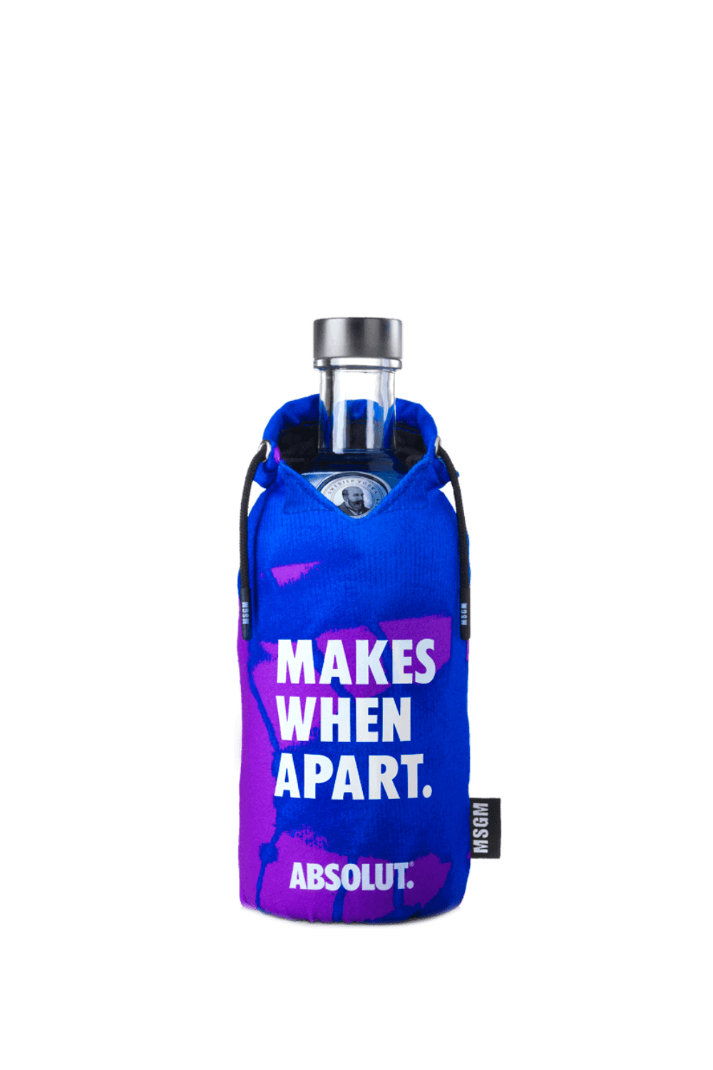 Absolut Better Together Blue Limited Edition