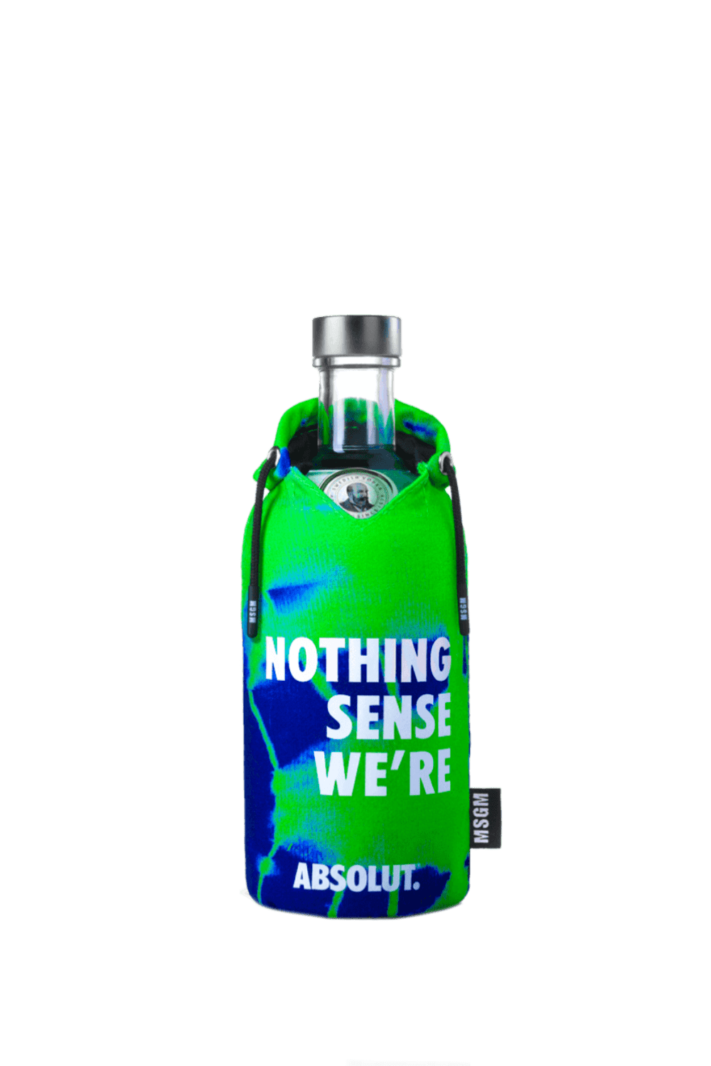Absolut Better Together Green Limited Edition