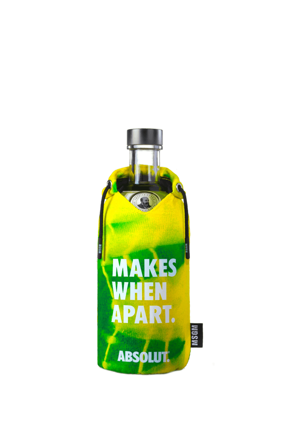 Absolut Better Together Yellow Limited Edition