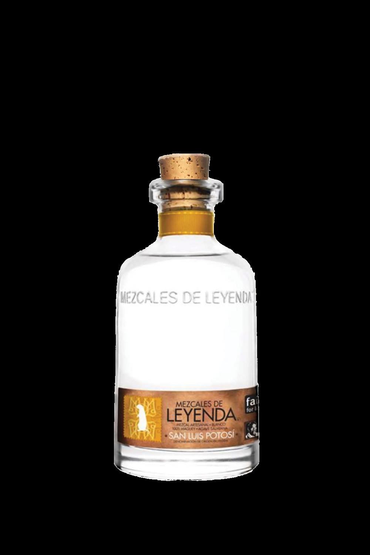 Mezcal de Leyenda San Luis Potosi