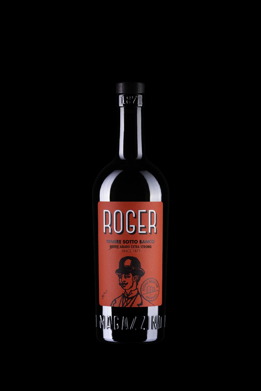 Roger Amaro Naturale Tenere Sotto Banco