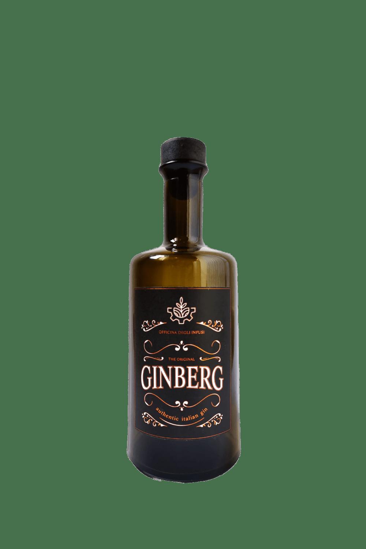 Ginberg Authentic Italian Gin