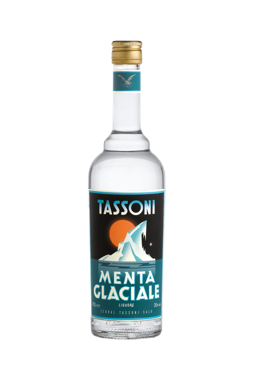Liquore Menta Bianca Tassoni