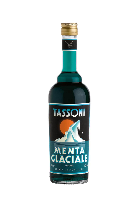 Liquore Menta Verde Tassoni