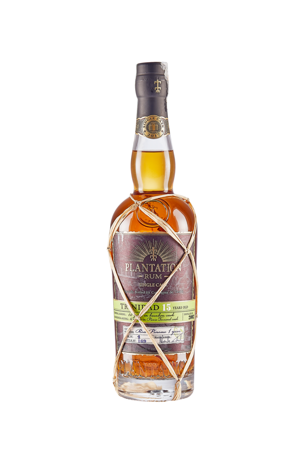 Rum Plantation Trinidad 15YO Yored Pineau