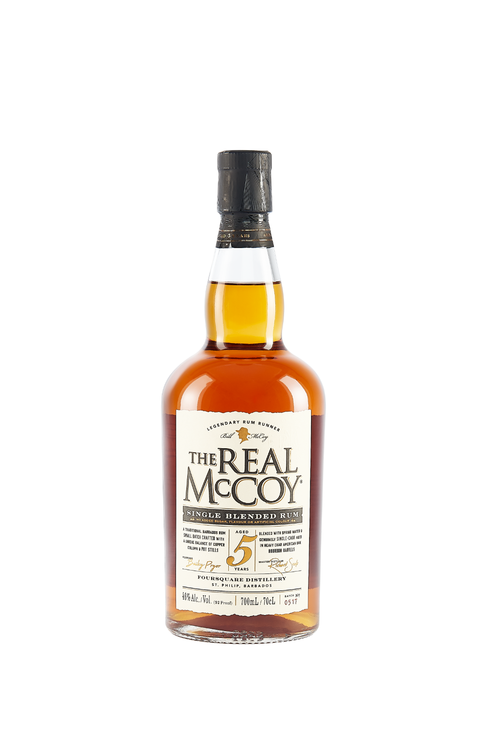 The Real McCoy 5YO Rum