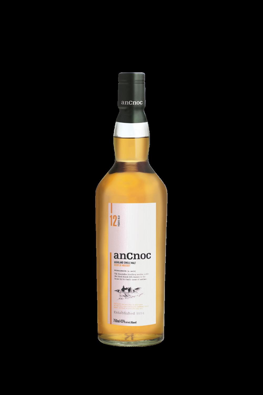 Whisky Ancnoc 12 YO (Astucciato)
