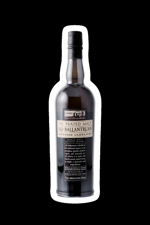 Old Ballantruan Glenlivet Peated Whisky