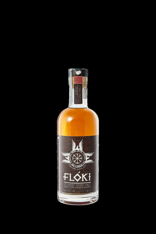Flóki Sheep Dung Smoked Reserve Whisky
