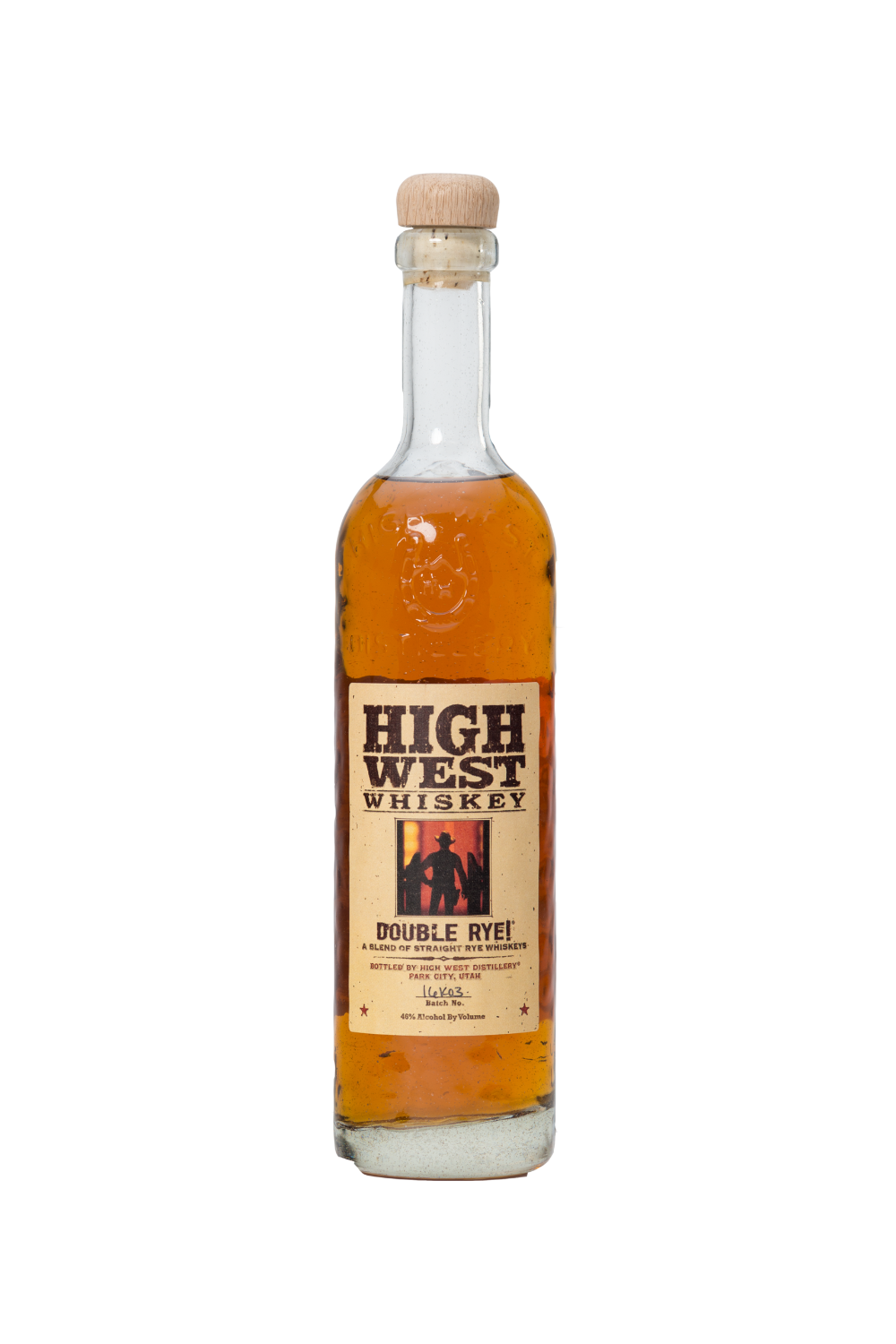 High West Double Rye Whisky
